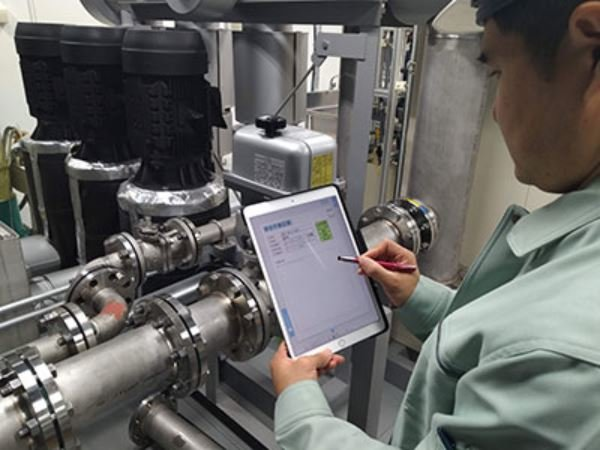 Yokogawa Releases SensPlus Note, an OpreX Operation and Maintenance Improvement Solution for the Digitization of Field Data Using Mobile Devices
