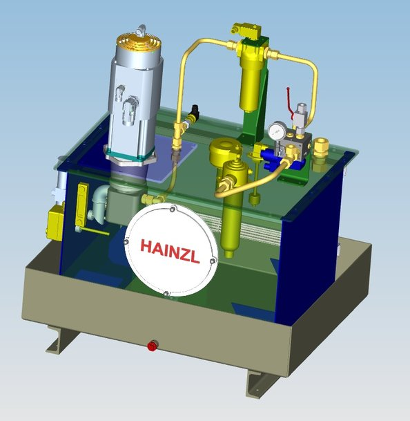 Motion control for intelligent hydraulics